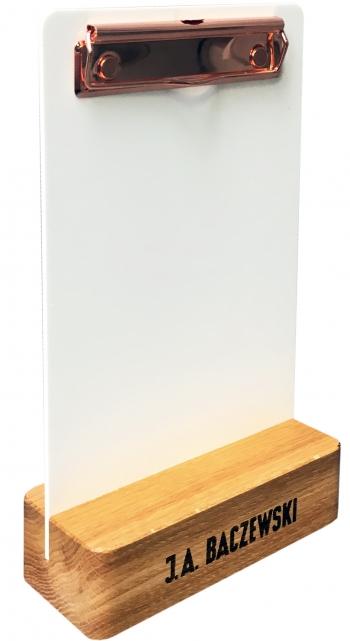 ambra menu holder baczewski