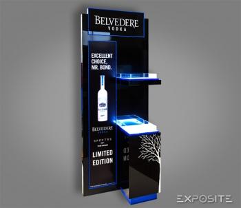 belvedere stand