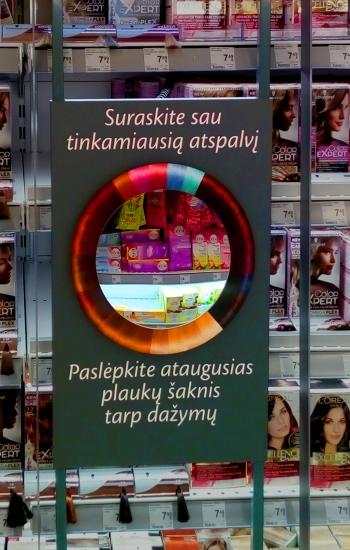 loreal zabudowa kosmetyczna a
