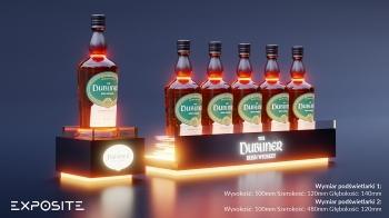 Stock Dubliner podświetlarka